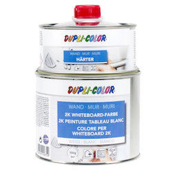 M-WP-500, Whiteboard paint S 500 ml, for an area of 3 m², white or transparent, not magnetic!