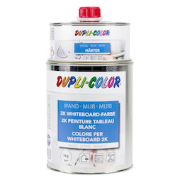 M-WP-1000/white, Whiteboard paint L 1litre, white, for an area of 6 m², not magnetic!