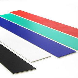 MB-18, Magnetic strip self-adhesive 50 cm, self-adhesive surface for magnets, metal