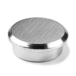 PBM-25, Steel 25, office magnet neodymium made of steel, Ø 25 mm